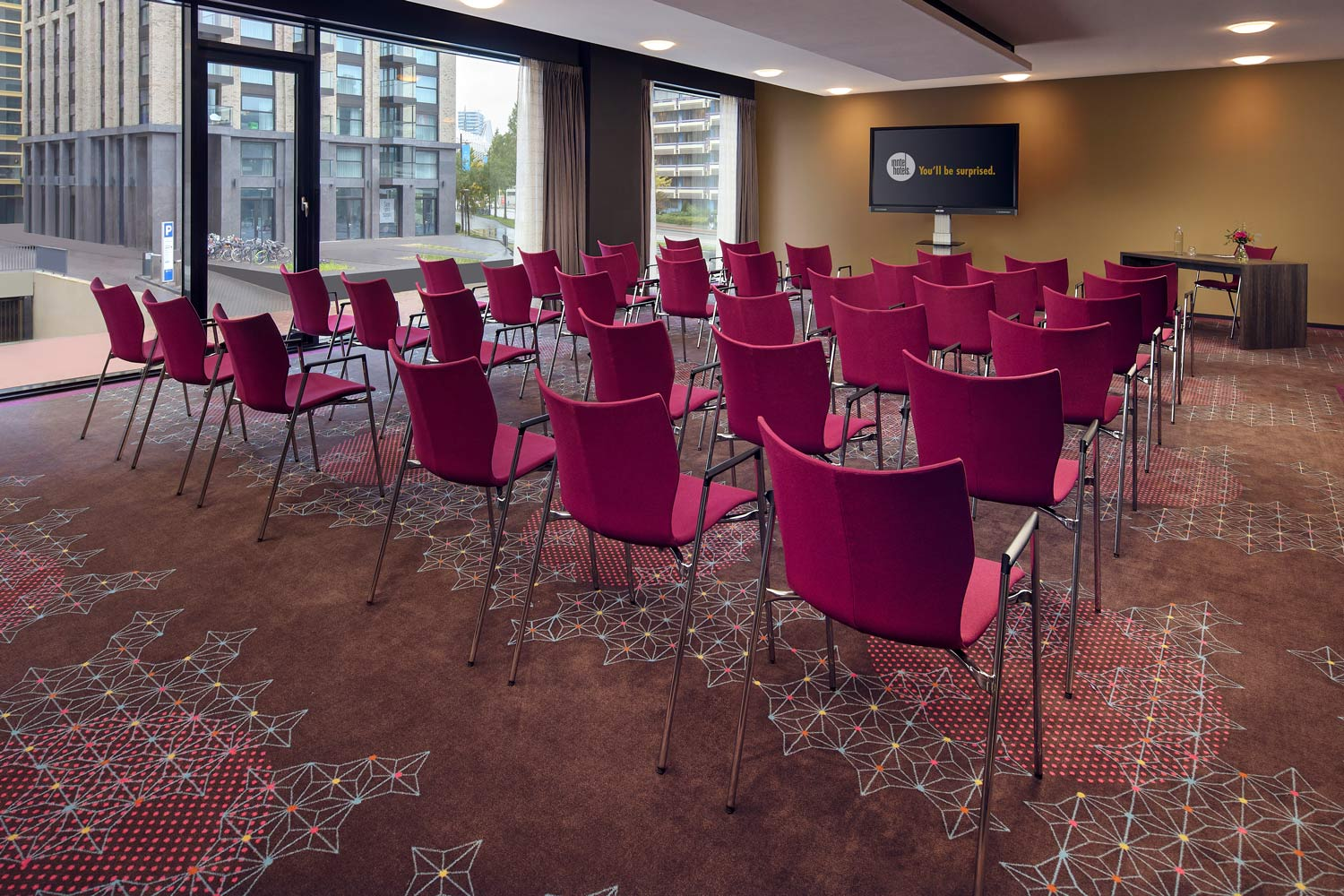 Inntel Hotels Art Eindhoven - Meeting & Events Theatre